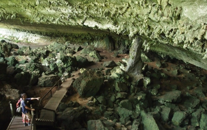 Trader's Cave