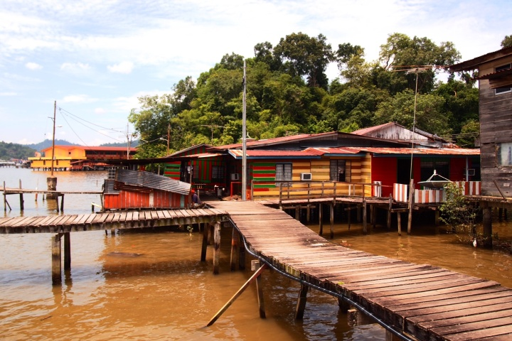 The Water Village - Kampong Ayer