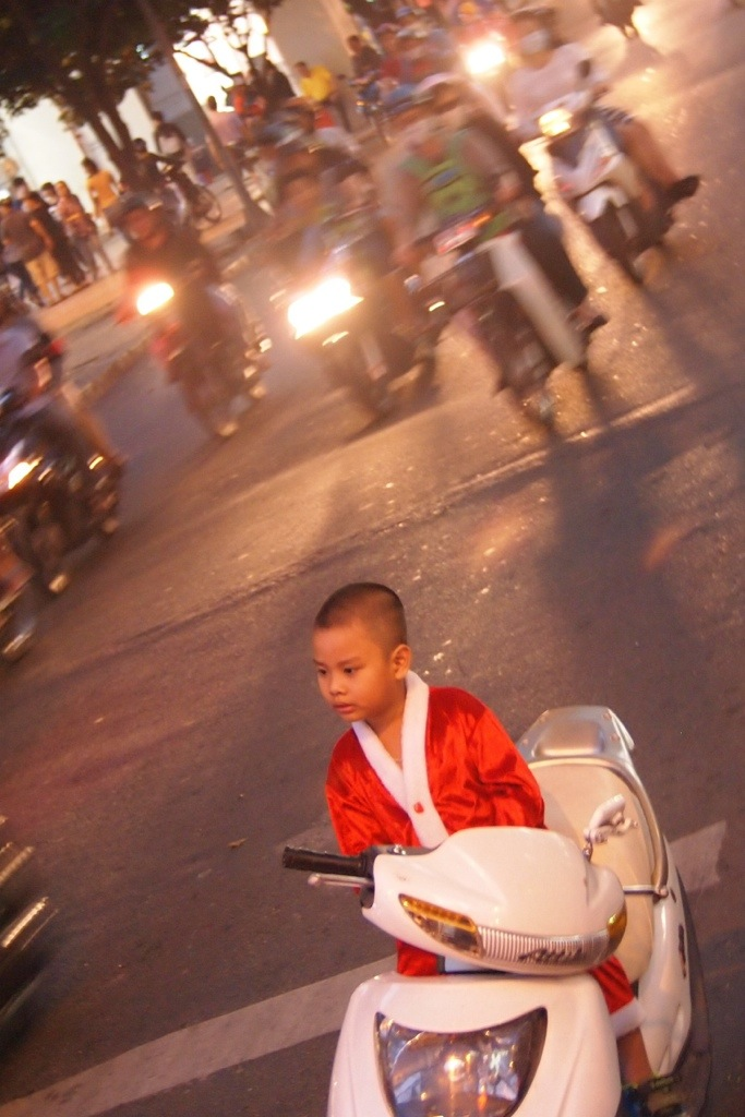 Drivin' Home for Xmas (Saigon, Vietnam 2013)