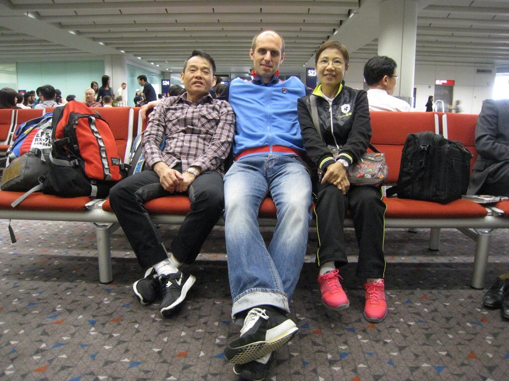 Hong Kong Airport 2012