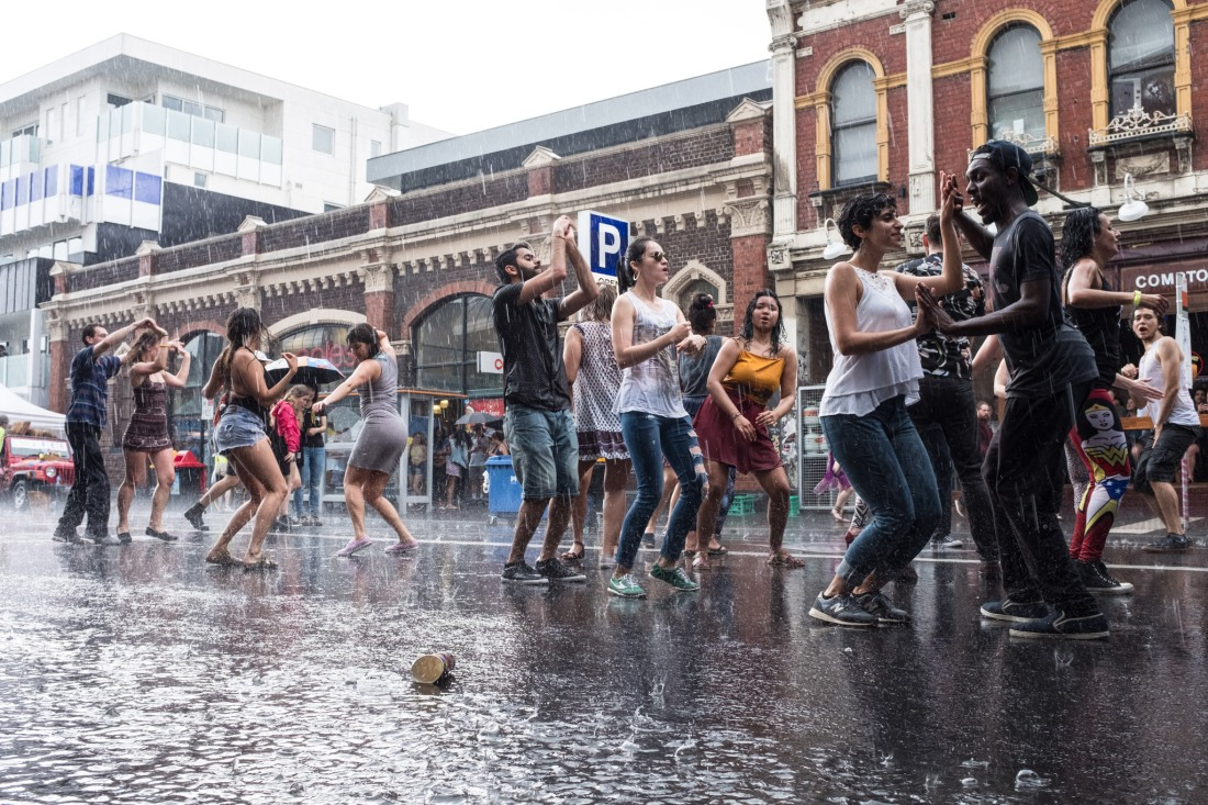 Rain Dance (2017)